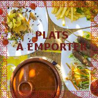 Spécialités orientales et méditerranéennes couscous, tagines, grillades à emporter